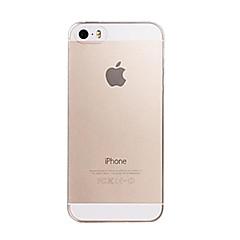 Недорогие Кейсы для iPhone-Кейс для Назначение Apple iPhone 8 iPhone 8 Plus Кейс для iPhone 5 iPhone 6 iPhone 6 Plus iPhone 7 Plus iPhone 7 Ультратонкий Прозрачный