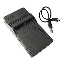BCG10E micro usb mobil kamera akkumulátor töltő Panasonic BCG10E bcf10 bch7e S005 S007 s008 bcd10