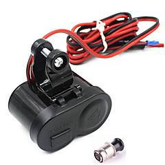 Недорогие Автоэлектроника-мотоцикл водонепроницаемый GPS 1.5a USB зарядное устройство порт прикуривателя