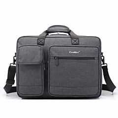 preiswerte Laptop Taschen-17,3-Zoll-Mehrkammerbeutel Laptop Umhängetasche Hand für dell / hp / Sony / acer / lenovo / Oberfläche usw.