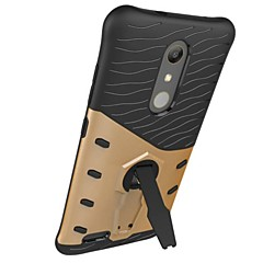 Voor zte zmax pro z981 armor patroon met staande plating back cover case harde pc