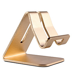 Universal Premium Aluminum Metal Mobile Phone Tablet Desk Holder Stand iPhone 8 7 Samsung Galaxy S8 S7