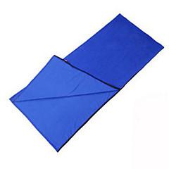 Çanta Liner Sleeping Uyuklama Tulumu Tek 10 Aşağı 1000g 230X100 Kamp / Seyahat / İç MekanSu Geçirmez / Yağmur-Geçirmez / Rüzgar Geçirmez