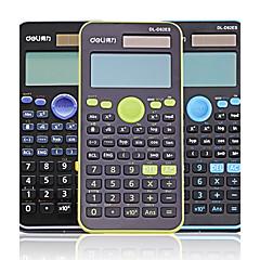 deli® d82es cómputo calculadora científica / estadísticas / funciones /