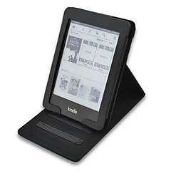 preiswerte Tablet-Hüllen-Hülle Für Amazon Ganzkörper-Gehäuse Tablet-Hüllen Volltonfarbe Hart PU-Leder für