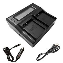 ismartdigi BLN1 lcd double chargeur avec câble de charge de voiture pour olympus bln-1 em1 EM5 ep5 e-m1 e-p5 caméra batterys e-m5ii e-m5