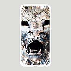 Для С узором Кейс для Задняя крышка Кейс для Животный принт Твердый PC для AppleiPhone 7 Plus / iPhone 7 / iPhone 6s Plus/6 Plus / iPhone