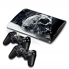billige PS3-tilbehør-B-SKIN Tasker, Etuier og Overdæksler - Sony PS3 Originale