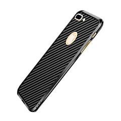Для Защита от пыли / Ультратонкий Кейс для Задняя крышка Кейс для Один цвет Твердый Металл для AppleiPhone 7 Plus / iPhone 7 / iPhone 6s