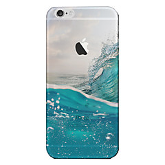 お買い得  iPhone 5S/SE ケース-ケース 用途 Apple iPhone 8 iPhone 8 Plus iPhone 5ケース iPhone 6 iPhone 7 半透明 バックカバー 風景 ソフト TPU のために iPhone 8 Plus iPhone 8 iPhone 7 Plus iPhone