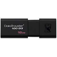 olcso Kingston-Kingston USB flash meghajtó dt100g3 USB 3.0 pendrive 16GB pendrive pendrive usb pendrive flash-