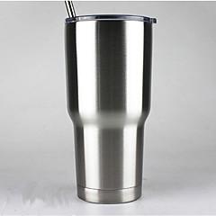 abordables Tazas y vasos-Cristalería Acero inoxidable, Vino Accesorios Alta calidad CreativoforBarware cm 0.445kg kg Alta calidad 1pc