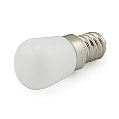 preiswerte LED-Birnen-1W 480lm E14 LED Kugelbirnen Röhre 1 LED-Perlen COB Dekorativ Kühles Weiß 220-240V