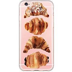お買い得  iPhone 5S/SE ケース-のために 超薄型 / 半透明 ケース バックカバー ケース カトゥーン ソフト TPU のために Apple iPhone 7プラス / iPhone 7 / iPhone 6s Plus/6 Plus / iPhone 6s/6 / iPhone SE/5s/5