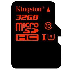 Kingston 32Gt Micro SD-kortti TF-kortti muistikortti UHS-I U3 Class10