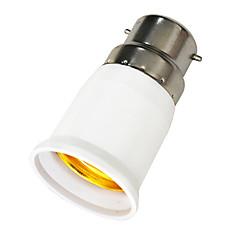 cheap Under $1.99-B22 to E27 E27 Light Socket Plastic