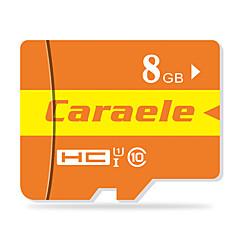 お買い得  メモリカード-Caraele 8GB マイクロSDカードTFカード メモリカード クラス10 CA-2