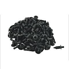 Недорогие Ремонтные инструменты-100 шт 5мм отверстие двери автомобиля автомобиля заклепки застежка фальш-панель Держатель клип