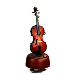 Zenedoboz Játékok Hegedű Klasszikus & időtlen Darabok Fiú Lány Karácsony Születésnap Ajándék
