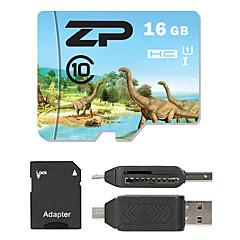 ZP 16 GB Micro SD TF karta karta pamięci UHS-I U1 Class10