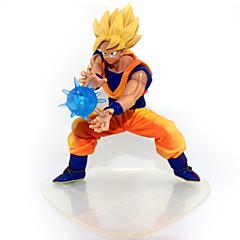 Χαμηλού Κόστους -Anime Φιγούρες Εμπνευσμένη από Dragon Ball Goku Anime Αξεσουάρ για Στολές Ηρώων εικόνα PVC
