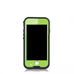 Na iPhone 8 iPhone 8 Plus iPhone 6 iPhone 6 Plus Etui Pokrowce Odporne na wstrząsy Odporne na kurz Wodoszczelny Futerał Kılıf Solid Color