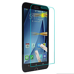 お買い得  その他のスクリーンプロテクター-スクリーンプロテクター のために Asus Asus Zenfone 2 ZE500CL 強化ガラス 1枚 ハイディフィニション(HD)