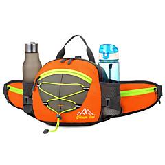 15 L Pachete de Talie Umăr Bag rucsac Ciclism/Bicicletă Camping & Drumeții Voiaj Alergat Jogging Impermeabil Reflexiv Fermoar Impermeabil