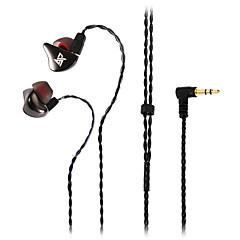 neutral Produkt R8 In-ear-hörlurarForMediaspelare/Tablett Mobiltelefon DatorWithmikrofon DJ FM Radio Spel Sport Bruskontroll Hi-Fi