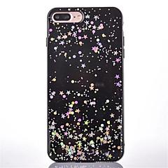 Для Защита от пыли Кейс для Задняя крышка Кейс для Сияние и блеск Мягкий TPU для AppleiPhone 7 Plus iPhone 7 iPhone 6s Plus/6 Plus iPhone