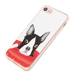 For Dustproof Case Back Cover Case Dog Hard PC for Apple iPhone 7 Plus iPhone 6s Plus/6 Plus