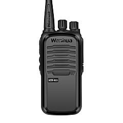 voordelige Walkie Talkie-Wanhua htd815 commerciële professionele draadloze walkie-talkie 6w uhf 403-480mhz
