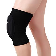 abordables Protecciones para Deporte-wosawe 1 pc rodilleras elástica transpirable baloncesto de fútbol protector de los deportes de patinaje snowboard ciclo de la pierna de la
