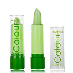 Bálsamo Labial Molhado Bálsamo Gloss Colorido Cobertura Longa Duração Natural Cores Disponíveis