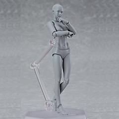 abordables muñecas-Modelos de exhibición Maniquí de Arte Posible Juguetes de construcción Materiales de Artes Plásticas Divertido Artístico Clásico Alta