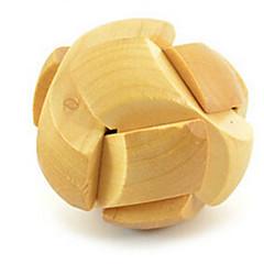 voordelige -Speeltjes voor Jongens Ontdekkingsspeelgoed Bouwblokken Magische kubussen Educatief speelgoed Cirkelvormig Hout