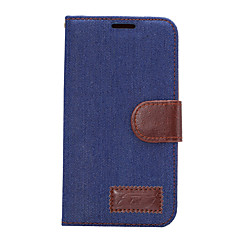 For HTC HTC One M9 M8 M8 Mini Case Cover Denim Mobile Phone Holster