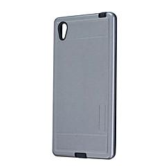 Для Защита от пыли Кейс для Задняя крышка Кейс для Один цвет Твердый Силикон для Sony Sony Xperia Z5 Sony Xperia Z3 Sony Xperia M2