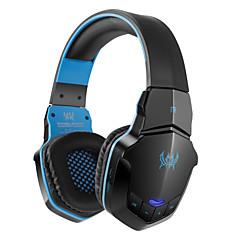 tanie Słuchawki i zestawy słuchawkowe-KOTION KAŻDEGO B3505 Słuchawka bezprzewodowaForTelefon komórkowy KomputerWithz mikrofonem Regulacja siły głosu Rozrywka Sport Noise