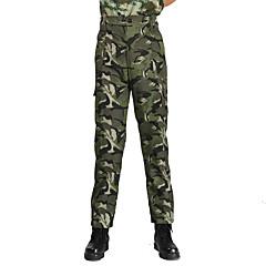 Ανδρικά Γυναικεία Γιούνισεξ Παντελόνι παραλλαγής για κυνήγι Φοριέται Ελαφριά Υλικά καμουφλάζ Παντελόνια Φούστες για Κυνήγι Τ M L XL XXL