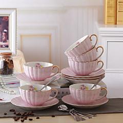 Günlük Bardaklar Yenilikçi Bardaklar Çay Fincanları Su Şişeleri Kahve Kupaları Çaylar ve İçecekler 1 Seramik, -  Yüksek kalite