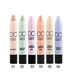 Χαμηλού Κόστους Μακιγιάζ προσώπου-Ξηρό Μολύβι Χρωματιστό γκλος Κονσίλερ Φυσικό Τσάντες Πρόσωπο Χείλος