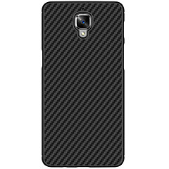 For Stødsikker Syrematteret Etui Bagcover Etui Helfarve Hårdt PC for OnePlus One Plus 3 One Plus 3T