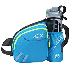 Kemer Kılıfı Matara Taşıma Kemeri Göğüs Çantası için Tırmanma Kamp & Yürüyüş Fitness Seyahat Koşma Plecaki sportowe Su Geçirmez