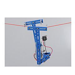 Speelgoed op zonne-energie DHZ-kit Robot Speeltjes Krijger Machine Robot Nieuwigheid DHZ Jongens Stuks