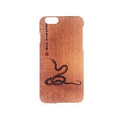 Для Матовое Рельефный С узором Кейс для Задняя крышка Кейс для Животный принт Твердый PC для AppleiPhone 7 Plus iPhone 7 iPhone 6s Plus/6