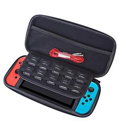 お買い得  Wii U用バッグ&ケース-バッグ、ケースとスキン 用途 任天堂スイッチ 、 パータブル バッグ、ケースとスキン レザー 単位