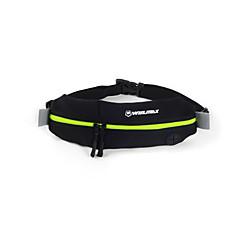 Pochete Bolsa de cinto para Pesca Alpinismo Equitação Natação Esportes Relaxantes Badminton Basquete Ciclismo/Moto Segurança Corrida
