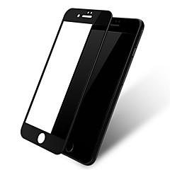 Недорогие Защитные пленки для iPhone 7-Защитная плёнка для экрана Apple для iPhone 7 Закаленное стекло 1 ед. Защитная пленка для экрана Взрывозащищенный 2.5D закругленные углы