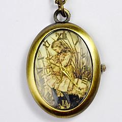 preiswerte Tolle Angebote auf Uhren-Paar Taschenuhr Digitaluhr Quartz digital Legierung Band Gold